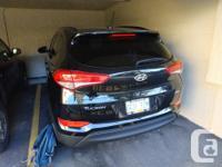 Make Hyundai Model Tucson Year 2017 Colour Black kms