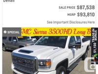 Make Chevrolet Model Silverado 3500HD Year 2018 Colour