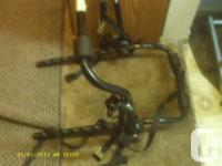 THIS BRAND NEW 3 BIKE HOLDER WOULD MAKE A GREAT XMAS