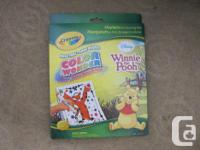 Toy Story Winnie the Poo Planes one blank drawing pad
