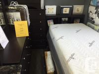 Brandnew 3 drawer Mates bed only $298 with free