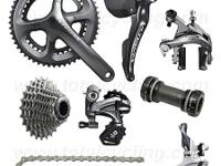 I am selling a brand new 5 piece Shimano Ultegra 6800, used for sale  Ontario