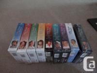 $20 per season if you want certain seasons ( season 5 -