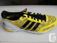I'm selling a brand new pair of Adidas Adizero Adios 2