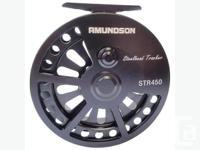 Amundson Savvy Edge Center pin (rod/reel Combo) $215.00