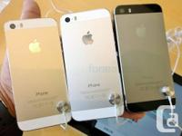 Brand new Apple iphone 5s Gold for