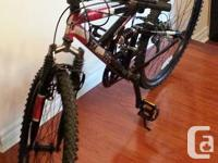 For sell full suspension brand new bicycle 26 tire