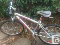 OBO bike used for only short couple months now selling