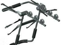 This SUV/VAN Bike Rack was only used once, bought last