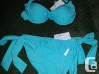 Size Small Bikini is brand new! Tags are still