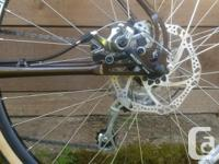 "Brand new BRODIE touring bike ELAN 48cm- 26"" wheels,"