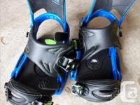 Brand New Bindings. Smart and sophisticated, these