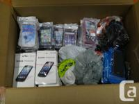 CELL PHONE ACCESSORIES LOT *BRAND NEW* iPhone, Samsung,
