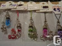 For sale brand new unique design cellphone charm and