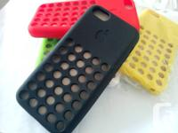I have brand new iPhone 5C cases for sale, I have