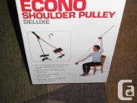 Product Description The Lifeline Econo Shoulder Pulley