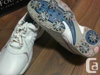 Selling a brand new footjoy ladies Summer Series Model: