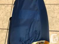 For sale Brand New Adventure Sleeping Bag. Got as xmas