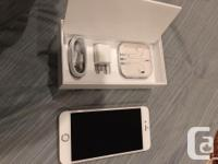 Brand new never used I phone 6s Plus 32gb rose gold