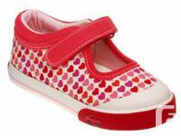 I have 3 pairs of brand new girls See Kai Run shoes