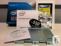 Brand new in box, never used, SSD still sealed in ESD
