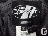 Brand New Joe Rocket motorcycle pants. Has armour in