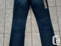 Brand New - Ladies SILVER AIKO Jeans in excellent
