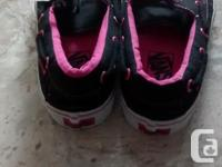 Brand New - Ladies VANS Shoes in excellent condition.