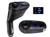 For sale Brand New LCD Wireless FM Transmitter MP3