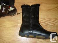 I have a Brand New Leather Winter Boots Size 8 for