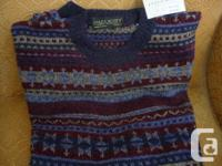 Brand New Lyle and Scott Sweaters, never worn with tags