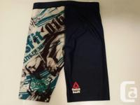 Reebok CrossFit compression shorts for muscle support