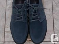 Brand New - Mens Grey Blackwell Shoes in excellent
