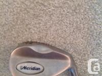 This is a brand new 54* Wedge by Meridian... Large