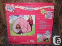 Product Description This My Little Pony-themed tent