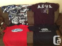 Brand New Clothes as shown. Men's Large / X Large