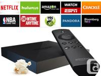 mazon Fire TELEVISION is a tiny box you link to your