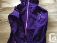 I have a brand new, never worn O.R. Goretex jacket that