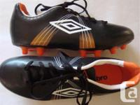 Umbro - Brand New, Never Used Outdoor Soccer Shoes in