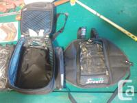Brand new oxford tank bag Expandable with rain cover