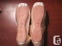 Beautiful brand new Bloch Pointe Shoes. Never been