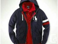 Brand new Polo ralph lauren sweaters I have Med -Xxl