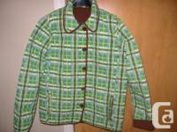 """""""TWO IN ONE"""" JACKET, with lots of useful pockets on"""