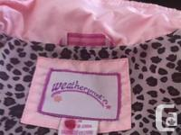 beautiful pink brand new, tags still on..size 16 but