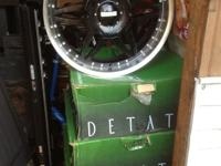 I have 22' detat rims for sale brand new in the box 8