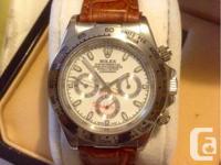 Rolex Oyster Perpetual Superlative Chronometer Daytona