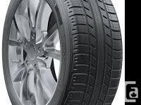 Brand new set of 4 Michelin Premier all season tires