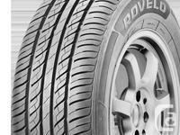 Brand new set of 4 Revelo RHP-778 all season tires