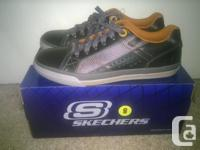 Skechers Diamondback Tevor. Low top style Relaxed Fit.