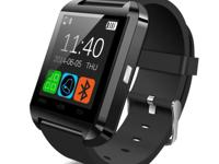 THIS SMART WATCH WORKS WITH ALL SMART PHONES LIKE